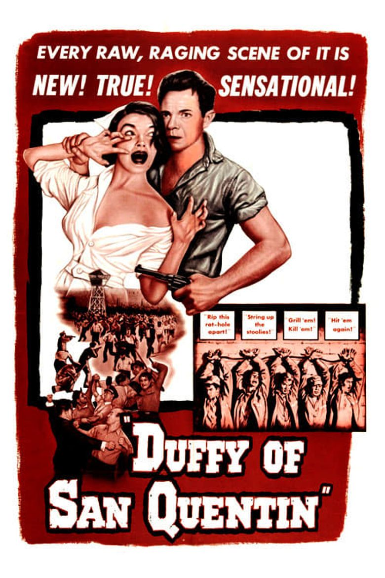 Duffy of San Quentin Poster