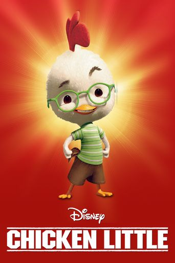 Chicken Little Poster