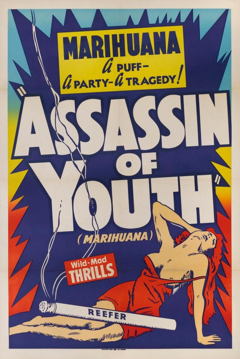 Assassin of Youth Poster