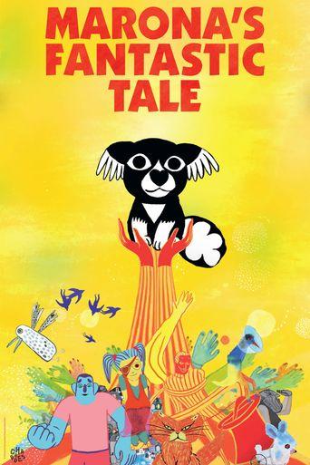 Marona's Fantastic Tale Poster