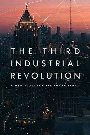 The Third Industrial Revolution Poster