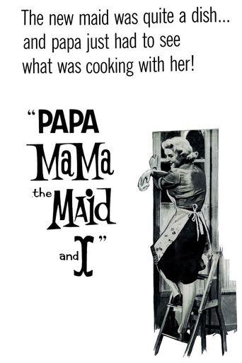 Papa, maman, la bonne et moi... Poster