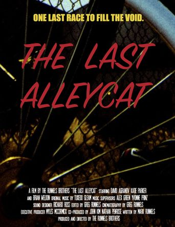The Last Alleycat Poster