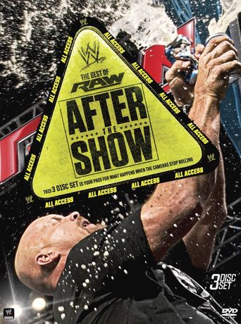 WWE: The Best of Raw - After the Show Poster