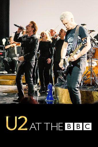 U2 at The BBC Poster