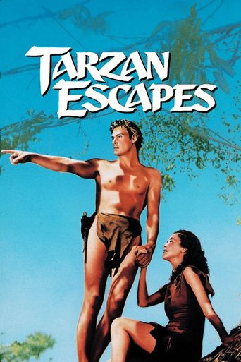 Tarzan Escapes Poster