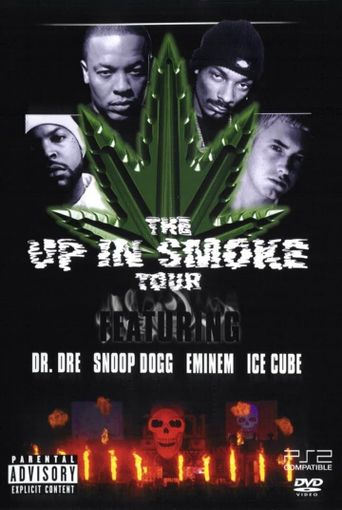 The Up in Smoke Tour Poster