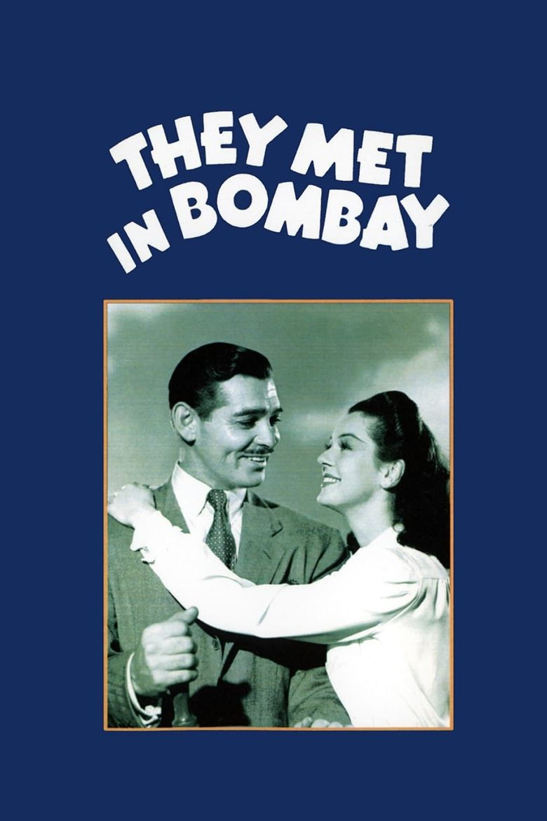 They Met in Bombay Poster