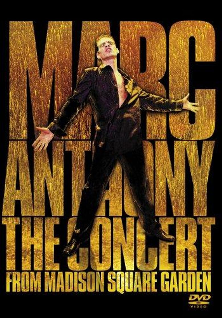 Marc Anthony: The Concert from Madison Square Garden Poster