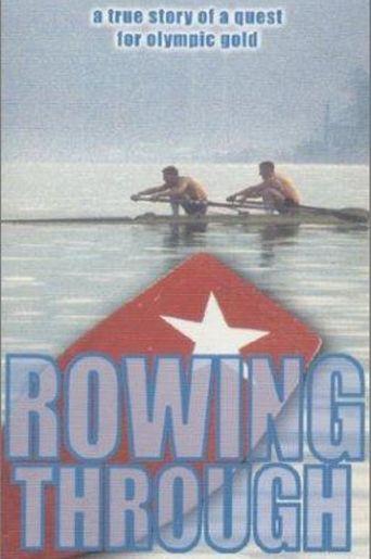 Rowing Through Poster
