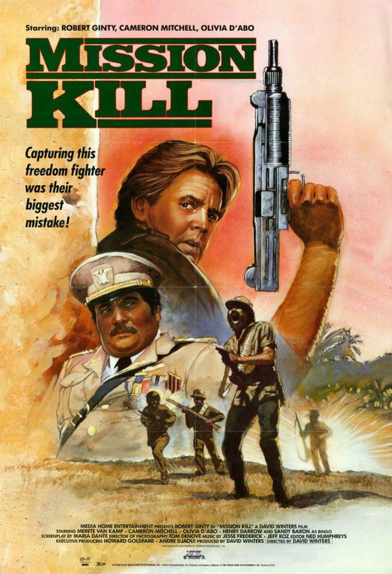 Mission Kill Poster