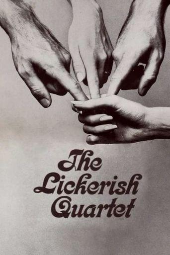 The Lickerish Quartet Poster