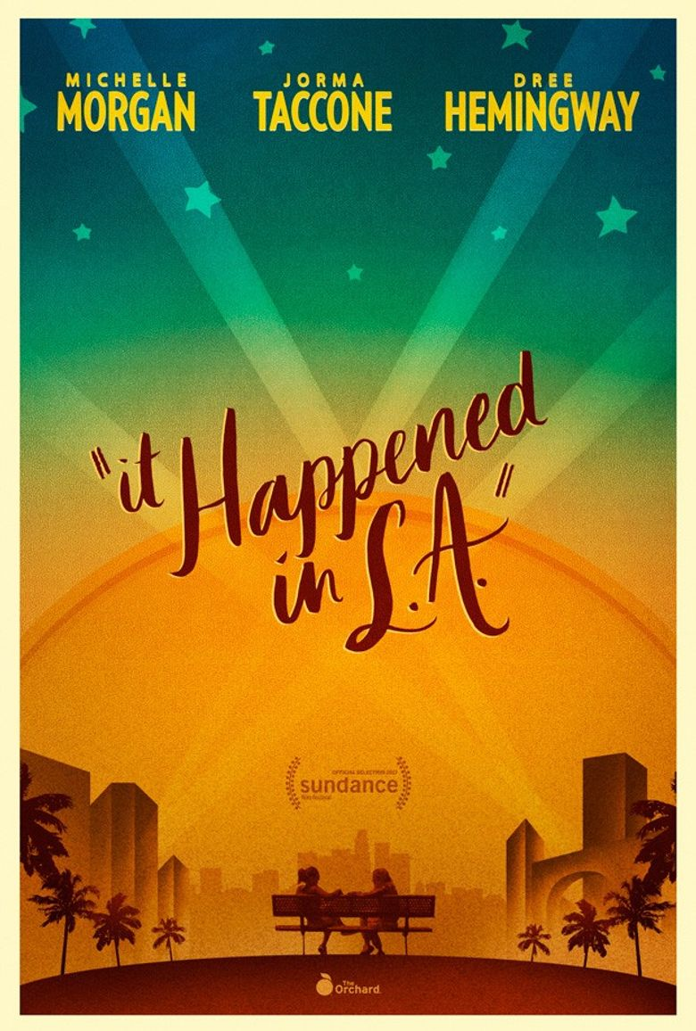 It Happened in L.A. Poster