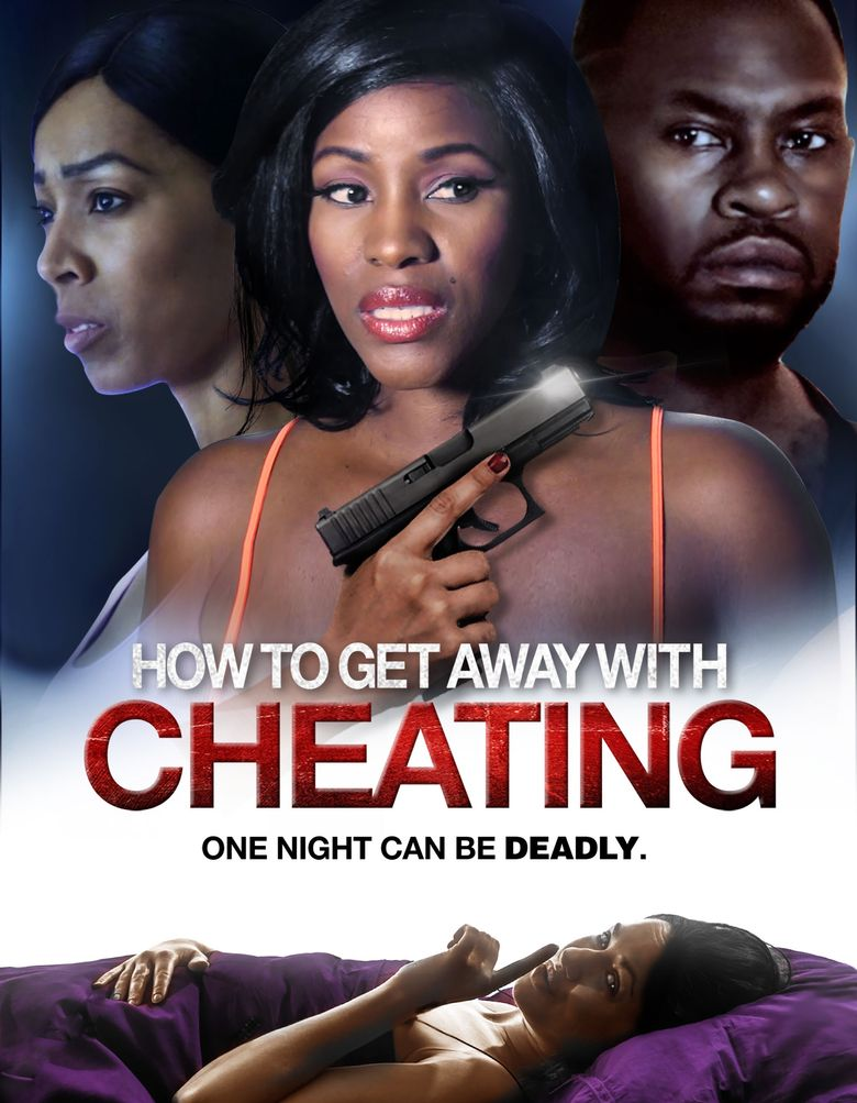 How to Get Away with Cheating Poster