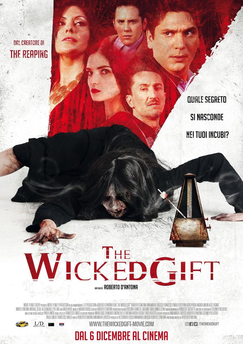 The Wicked Gift Poster