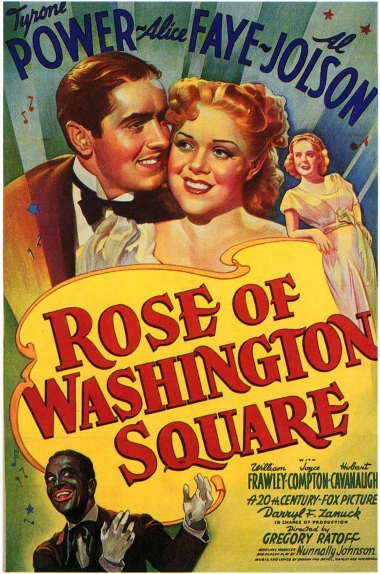 Rose of Washington Square Poster