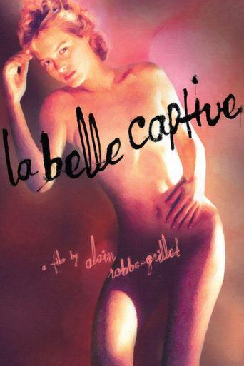 La belle captive Poster