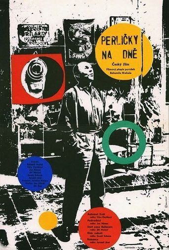 Pearls of the Deep Poster