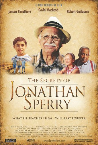 The Secrets of Jonathan Sperry Poster