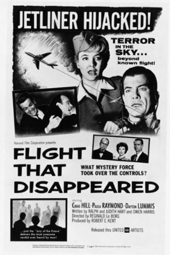 The Flight That Disappeared Poster
