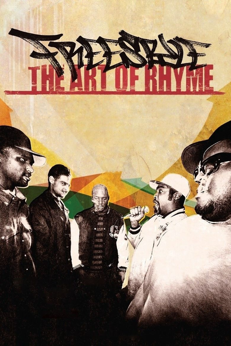 Freestyle: The Art of Rhyme Poster