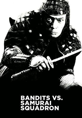 Bandits vs. Samurai Squadron Poster