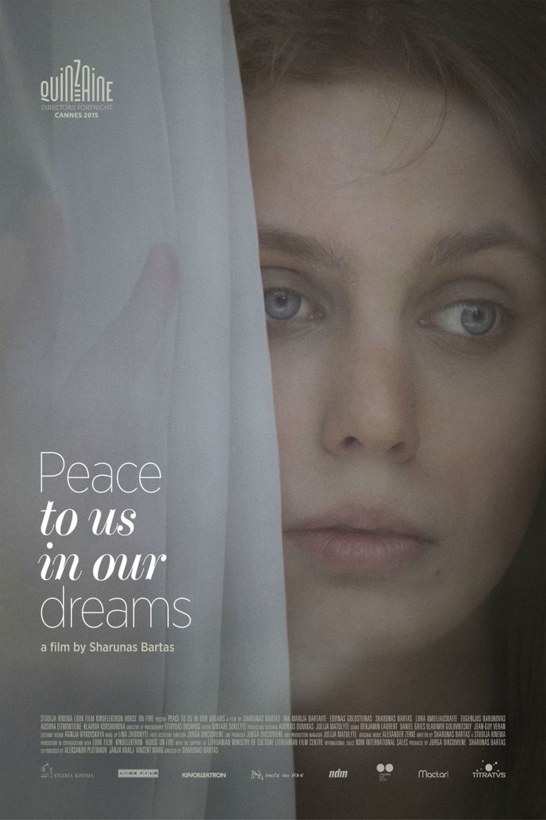 Peace to Us in Our Dreams Poster