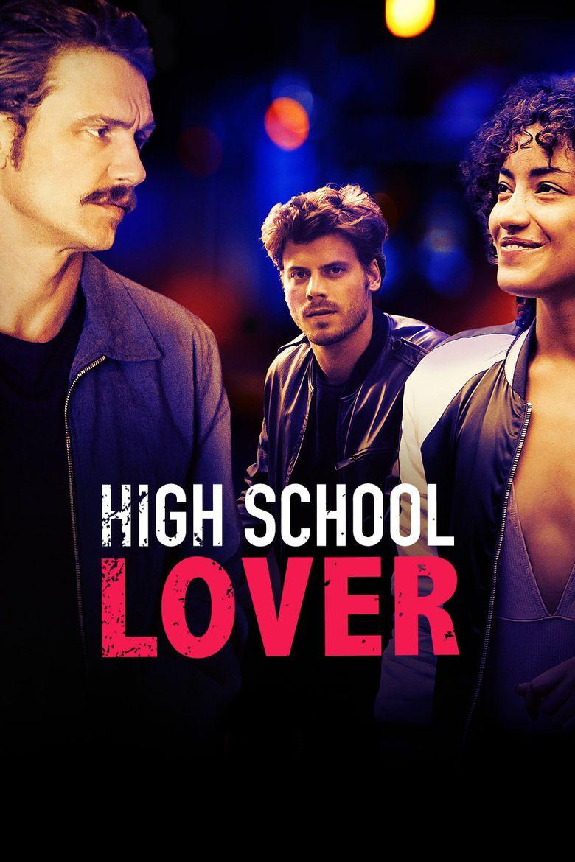High School Lover Poster