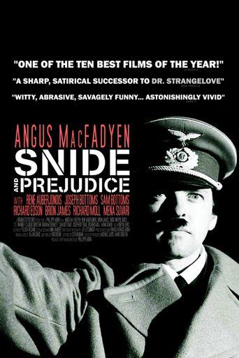 Snide and Prejudice Poster