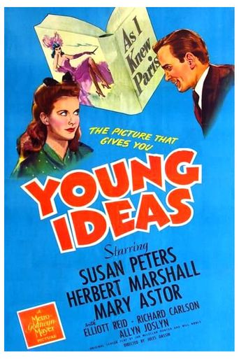 Young Ideas Poster