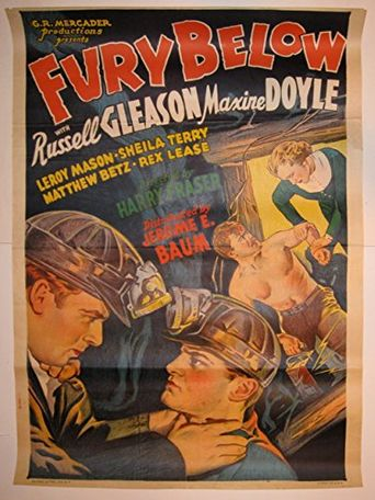 Fury Below Poster