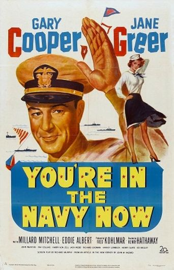 You're in the Navy Now Poster