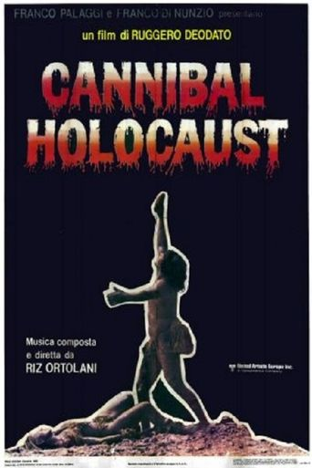 In the Jungle: The Making Of Cannibal Holocaust Poster