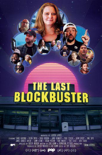 The Last Blockbuster Poster