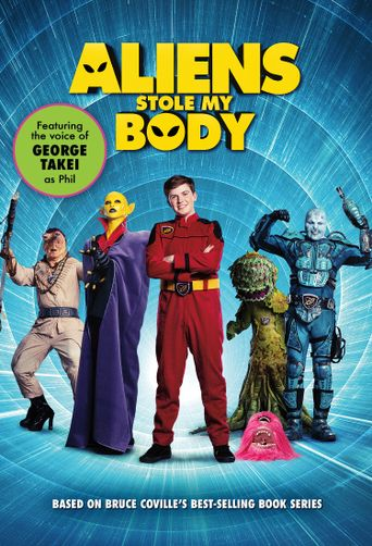 Aliens Stole My Body Poster