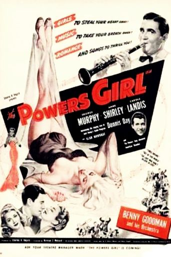 The Powers Girl Poster