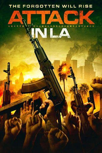 Attack in LA Poster