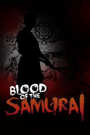 Blood of the Samurai Poster