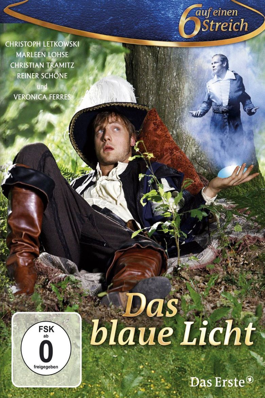 Das blaue Licht Poster