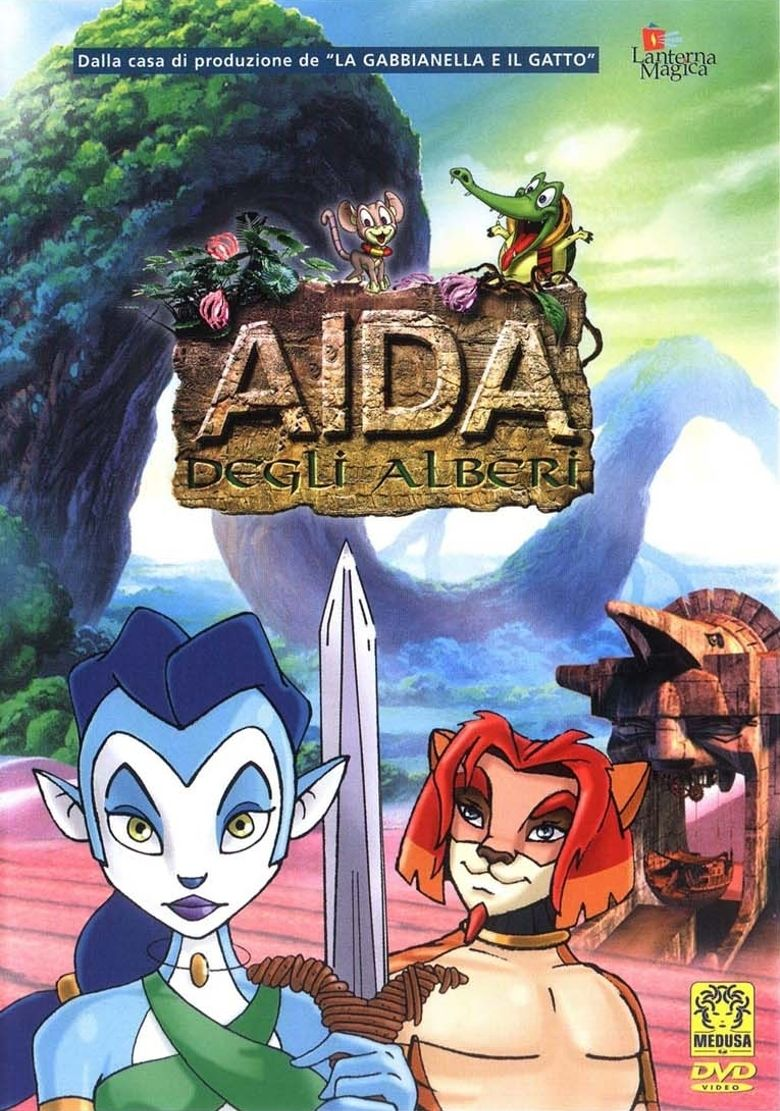 Aida Degli Alberi Poster