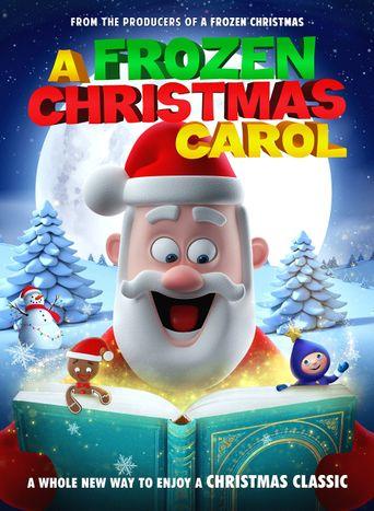 A Frozen Christmas Carol Poster