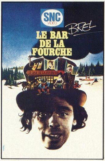 Le bar de la fourche Poster