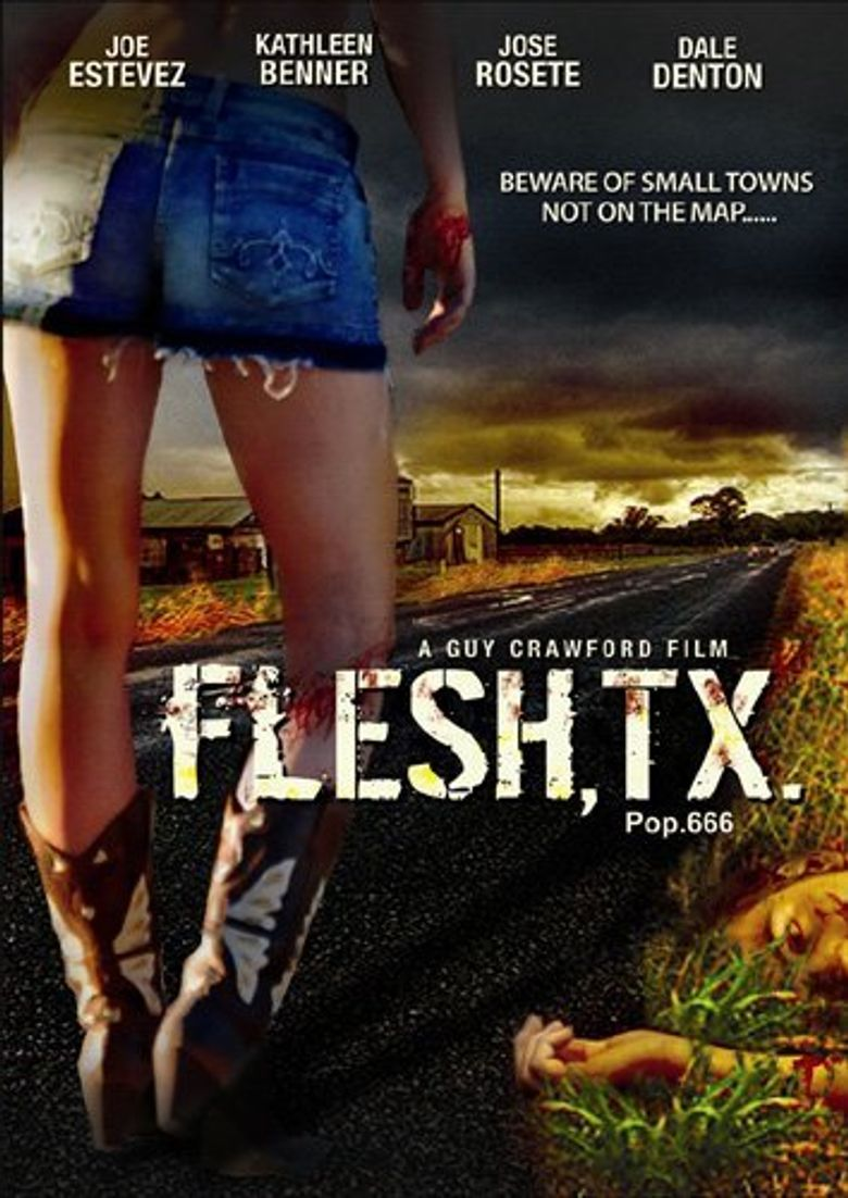 Flesh, TX Poster