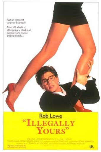 Illegally Yours Poster