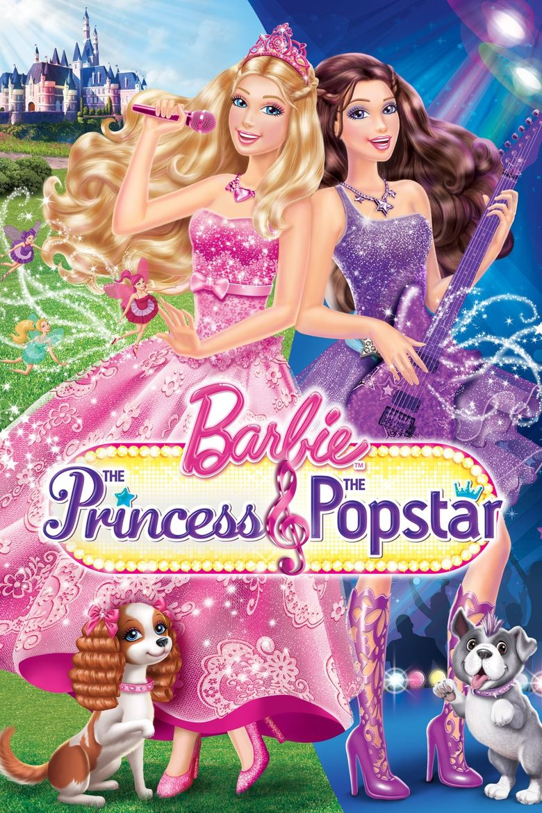 Watch Barbie: The Princess & The Popstar