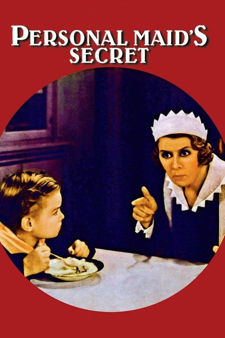 Personal Maid's Secret Poster