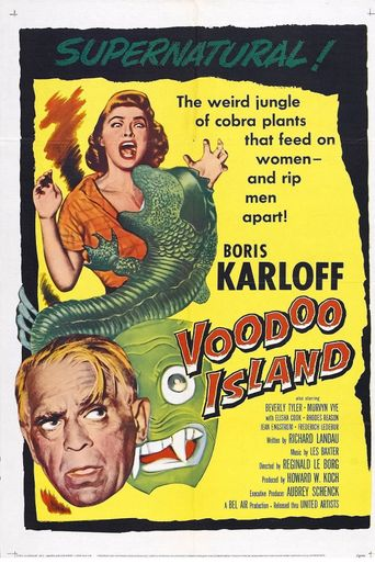 Watch Voodoo Island