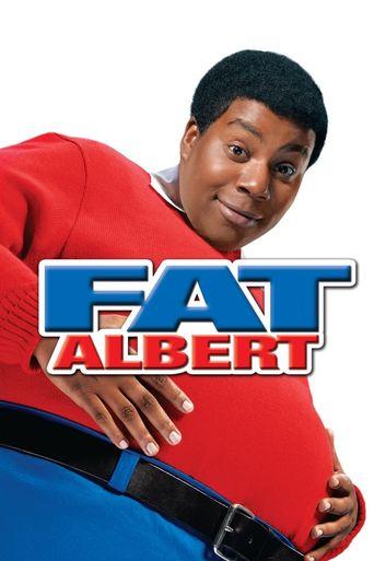 Fat Albert Poster