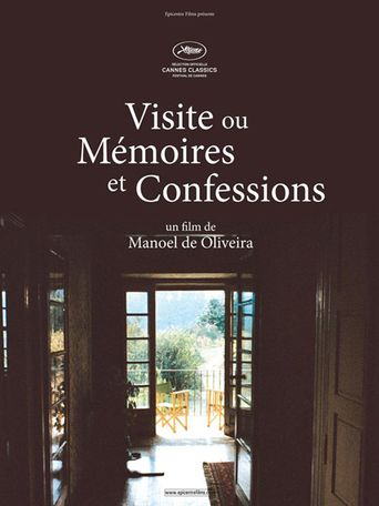 Visit, or Memories and Confessions Poster