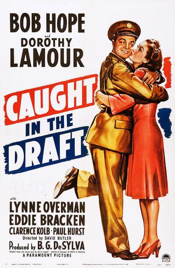 Caught in the Draft Poster